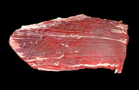 193 – Beef Flank, Flank Steak, Rectus abdominis