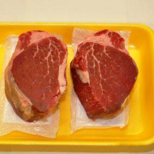 Beef Loin Tenderloin Steak