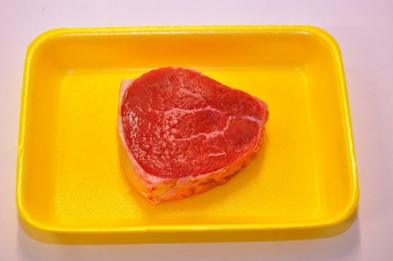 Beef Round Eye Round Steak