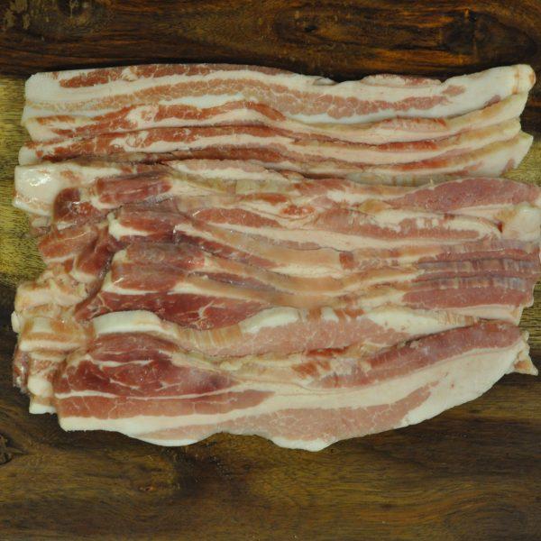 Pork Belly, Bacon