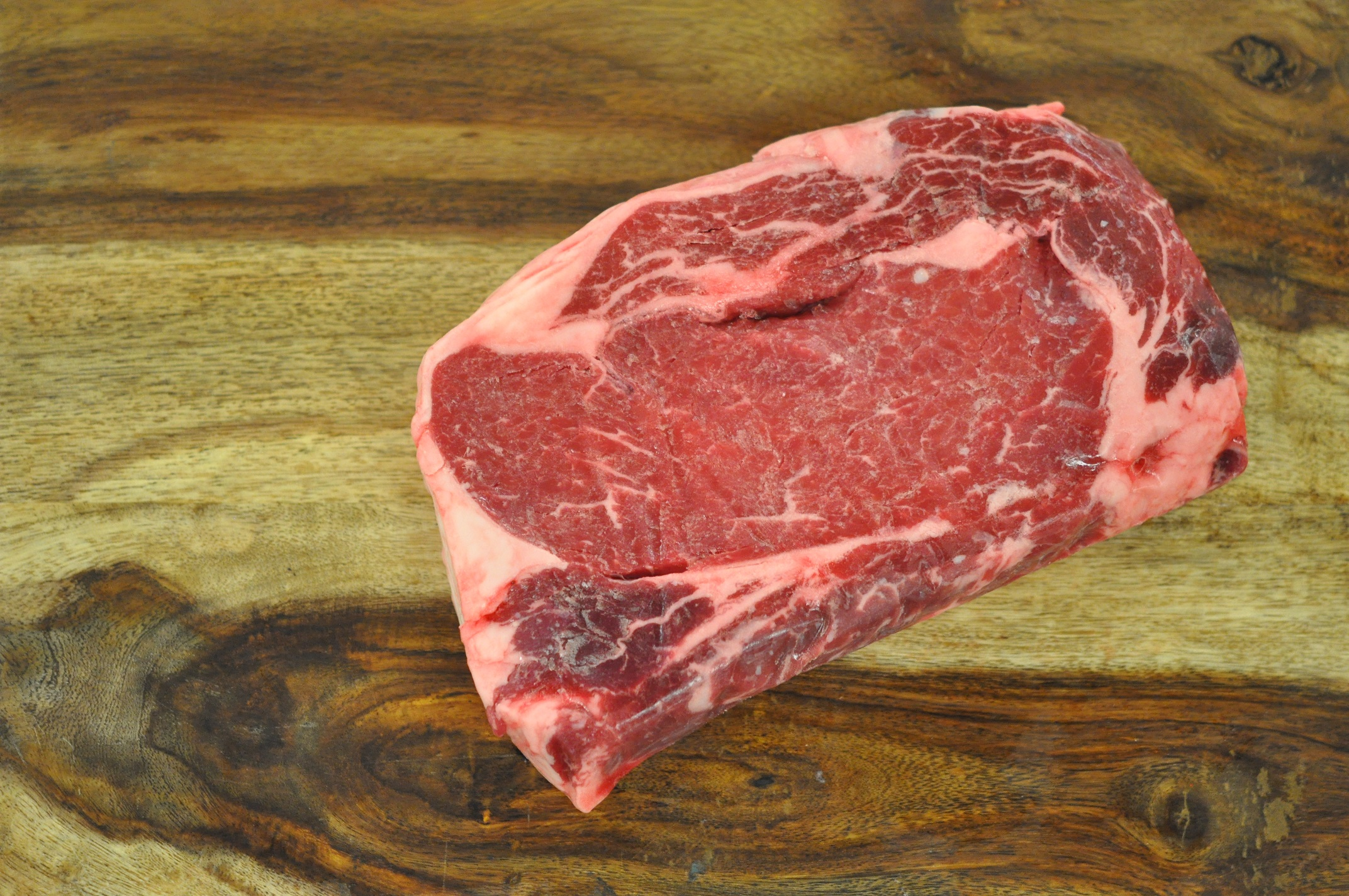How much does ribeye weigh