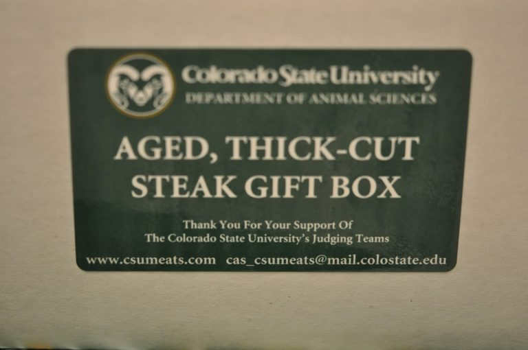 Steak Gift Box