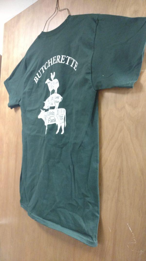 Butcherette Tshirt 1